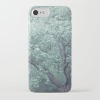 monet iPhone & iPod Cases featuring Monet Tree by Theo Beck Photography