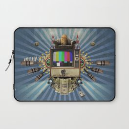 The  Television Will Not Be Revolutionised! Laptop Sleeve