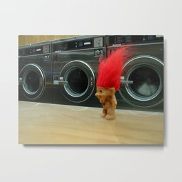 trolls of NY Metal Print