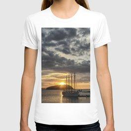 Sunrise Bar Harbor Maine T-shirt
