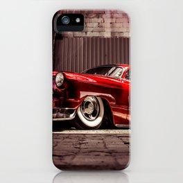 The Kandy Devil Kustom iPhone Case