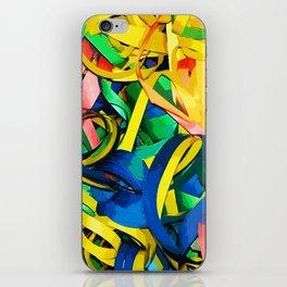 Serpentina iPhone Skin