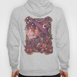 Crystal Witch Hoody