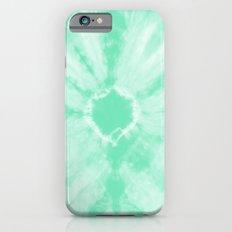 Tie Dye Mint iPhone 6s Slim Case