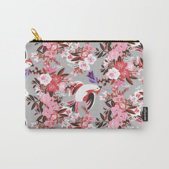 november bird Carry-All Pouch