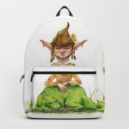 Gnome and Dragon Backpack