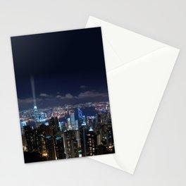 Hong Kong- Victoria Peak Stationery Cards