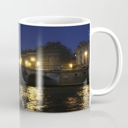 Paris, France - Seine Coffee Mug