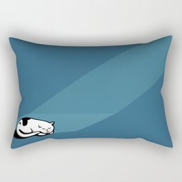 Prrr Rectangular Pillow