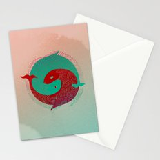 Year of the fish Stationery Cards