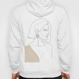 Latte Girl Hoody