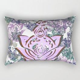 Zero Emblema Rectangular Pillow