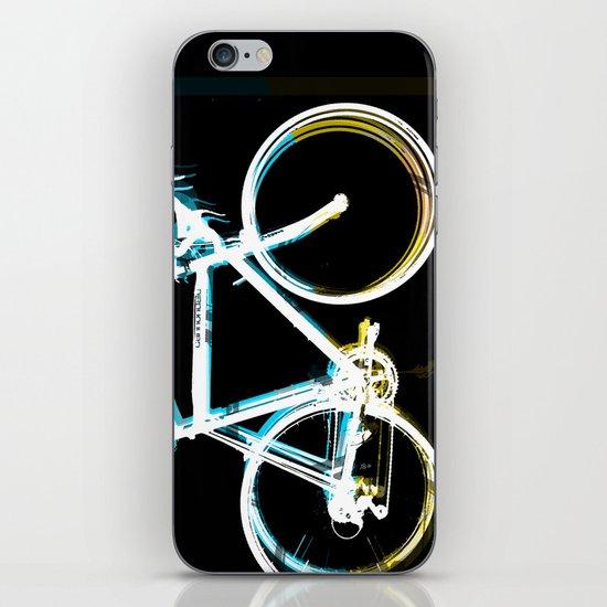 the bicycle iPhone & iPod Skin
