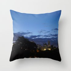 THE NIGHT IS COMING. Throw Pillow