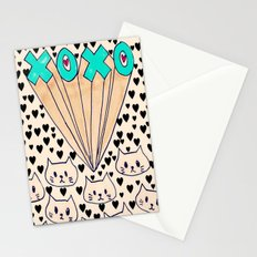 cats-418 Stationery Cards
