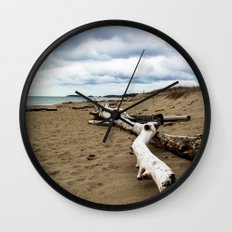 To The Deep Wall Clock