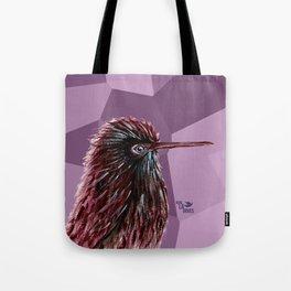Kiwi Grape Bird Tote Bag