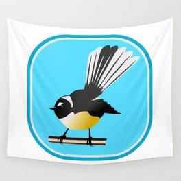 Fantail NZ BIRD Wall Tapestry