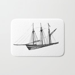 Ship Bath Mat