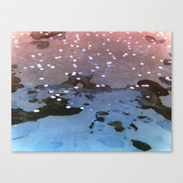 Inverted Trevi Canvas Print