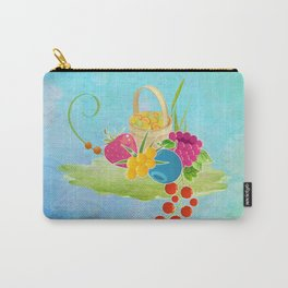 Fruity Island Picnic Carry-All Pouch