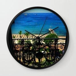 Carlton Hotel Cannes Wall Clock