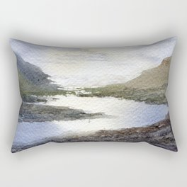 Winding Rectangular Pillow