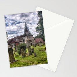 St Mary Barcombe Stationery Cards