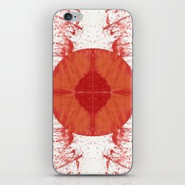 Sunday bloody sunday iPhone Skin