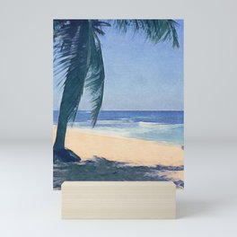 Island Feel Mini Art Print