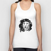 the lion king Tank Tops featuring Lion King by Alexandr-Az