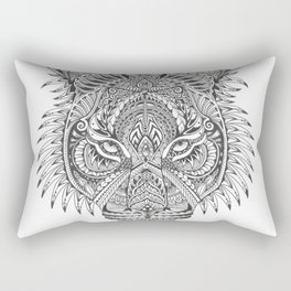 Into the Jungle Rectangular Pillow