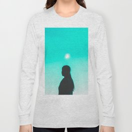 m o o n Long Sleeve T-shirt