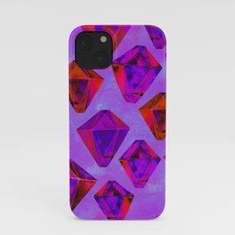 Fairy gems iPhone Case
