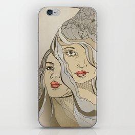 'daughters of achelous' iPhone Skin