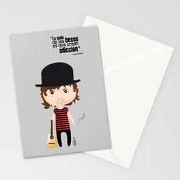 Joaquin Sabina Stationery Cards
