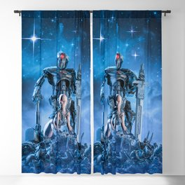 The Quantum Warrior Blackout Curtain