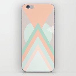 Icosahedron iPhone Skin