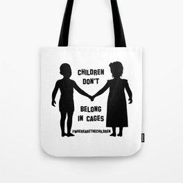 Where Are The Children? Tote Bag