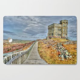 Cabot tower Cutting Board