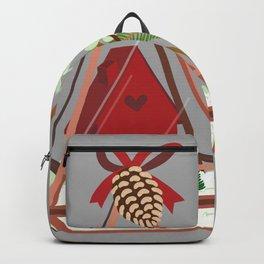 Geometric Terrarium Backpack