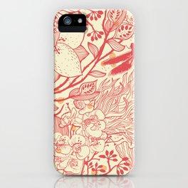 Libelo Libélula iPhone Case