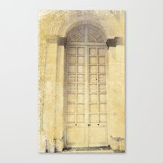 door3 Canvas Print