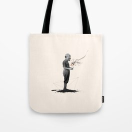 Little Sparkler Monkey Tote Bag