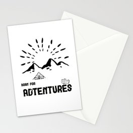Born for Adtentures – Safari Stationery Cards