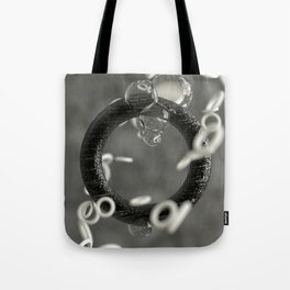 The Ring Around Tote Bag