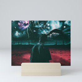 Astroworld Star Mini Art Print