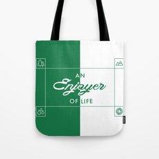 An Enjoyer of Life Tote Bag