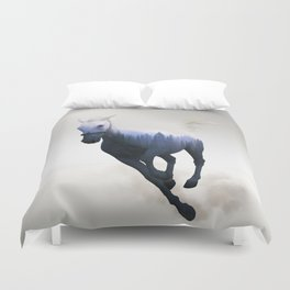 Born to Run Duvet Cover