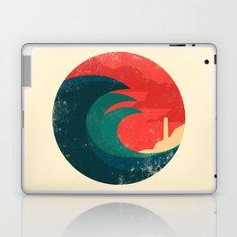 The wild ocean Laptop & iPad Skin